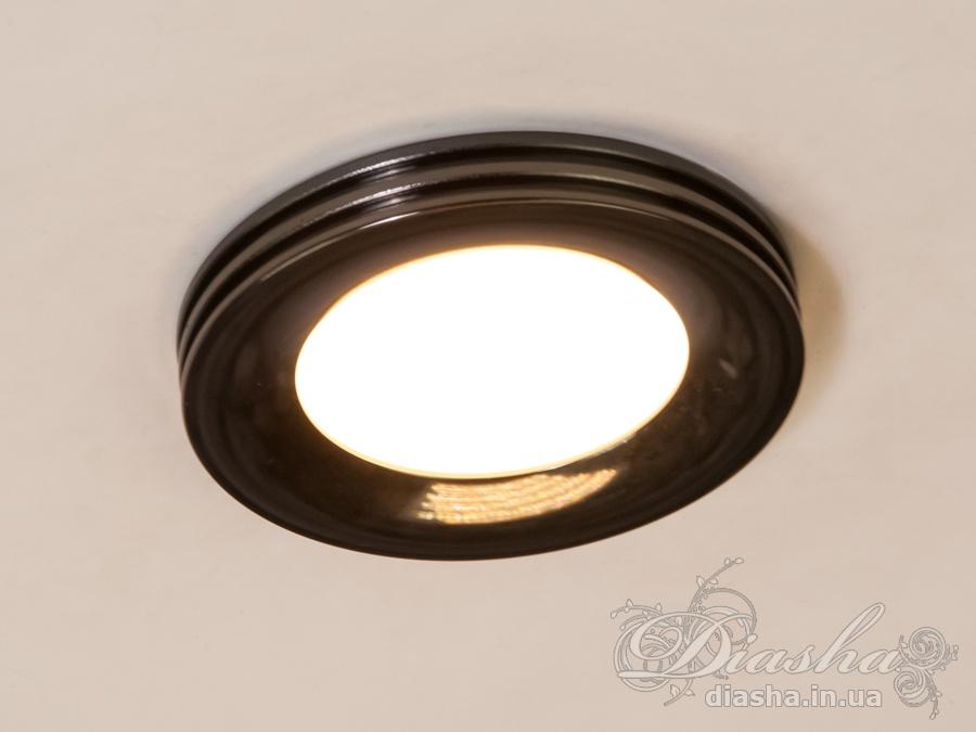 Светодиодный точечный светильникLED downlights, Точечные светильники, Врезка, Новинки