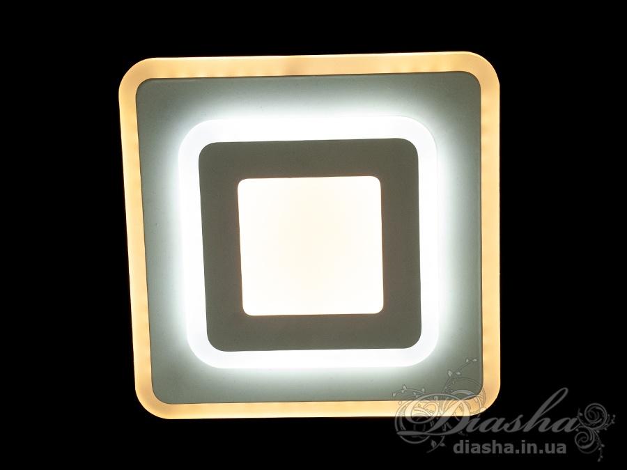 Светодиодный светильник настенно-потолочный 18WСветодиодные бра, светодиодные панели, Светодиодные люстры, Светильники-таблетки, Новинки