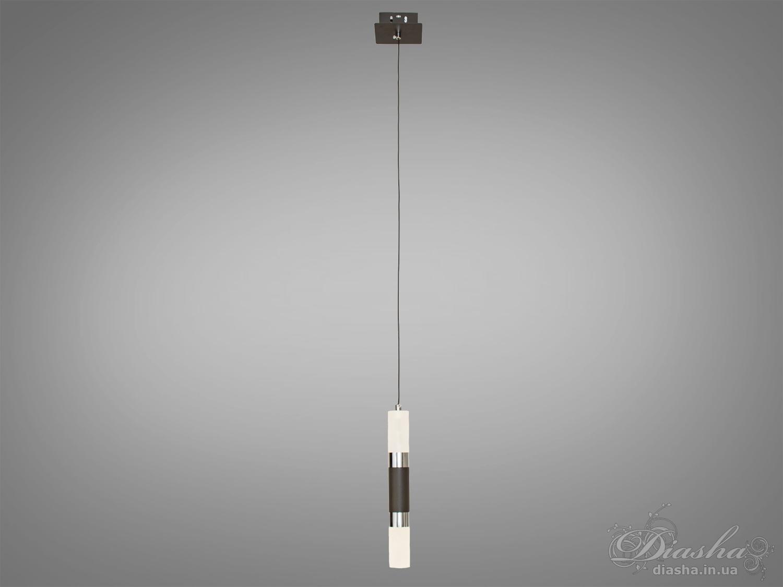Современная светодиодная люстра, 7WСветодиодные люстры, Люстры LED, Подвесы LED, Новинки