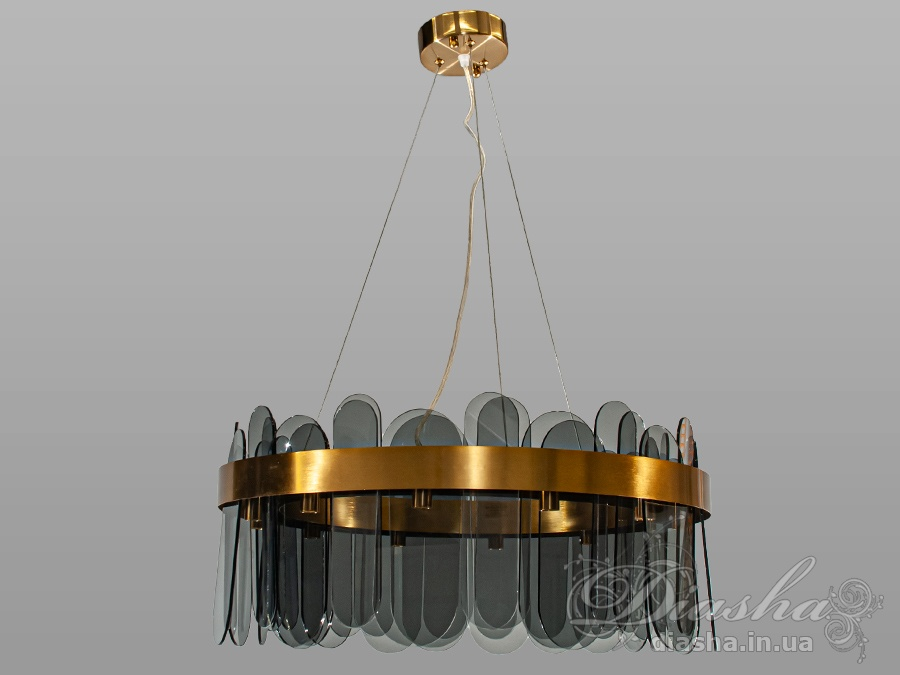 Новые эксклюзивные хрустальные люстры представленные на нашем сайте готовы озарить своим блеском квартиры Украинцев. Мы рады представить коллекцию хрустальных люстр под классическую лампу или экономку которые идеально подойдут для небольших комнат, и даже для низких потолков!!! Хрустальная люстра под лампочку с цоколем G9. Множество незаметных ламп форматаG9 максимально равномерно освещаю и стеклянные подвески на люстры и ваше помещение.Люстра специально разработана под светодиодные лампы стандарта G9.   Внимание!!! Вес люстры более 10кг.