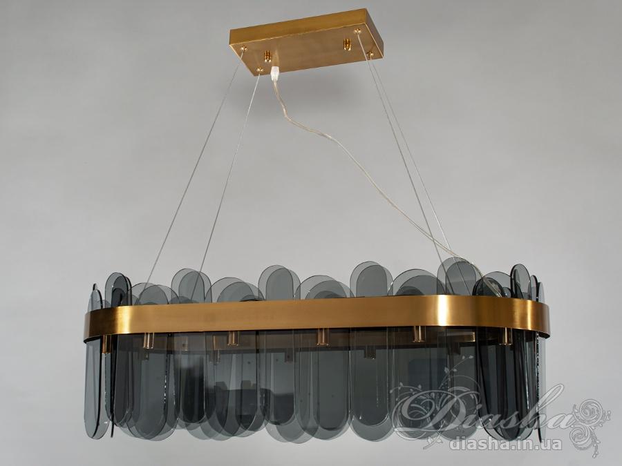 Новые эксклюзивные люстры представленные на нашем сайте готовы озарить своим блеском квартиры Украинцев. Мы рады представить коллекцию современных люстр под классическую лампу или экономку которые идеально подойдут для небольших комнат, и даже для низких потолков!!! Хрустальная люстра под лампочку с цоколем G9. Множество незаметных ламп форматаG9 максимально равномерно освещаю и стеклянные подвески на люстры и ваше помещение.Люстра специально разработана под светодиодные лампы стандарта G9.   Внимание!!! Вес люстры более 10кг.