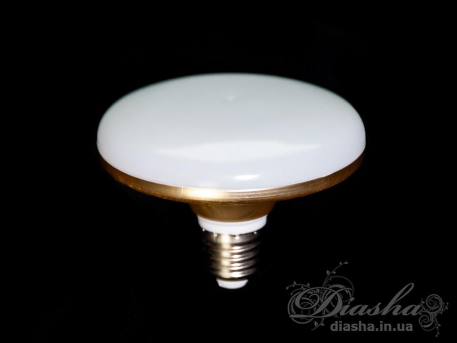 Рефлекторная светодиодная лампа 12ВтСветодиодные лампы с цоколем E14-E27, Рефлекторные лампы, Новинки