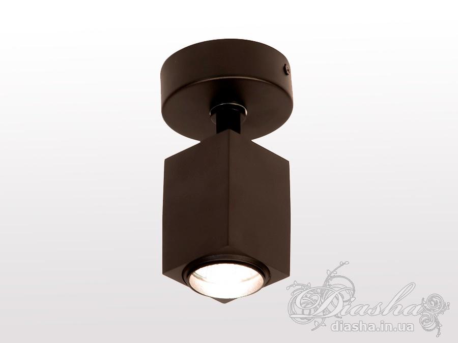 Накладной точечный светильникLED downlights, Источники направленного света, Точечные светильники, Подсветка для витрин, Накладные точечные светильники, Светильники-тубы