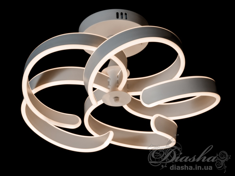 Потолочная светодиодная люстра, 100WПотолочные люстры, Светодиодные люстры, Люстры LED, Потолочные