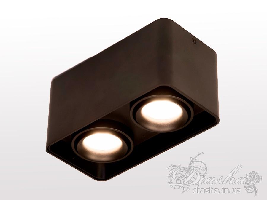 Накладной точечный светильникИсточники направленного света, Точечные светильники, Подсветка для витрин, Накладные точечные светильники, Светильники-тубы, Новинки