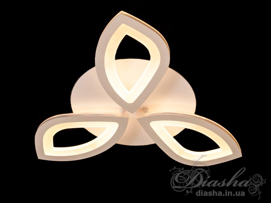 Потолочная LED-люстра 50WПотолочные люстры, Светодиодные люстры, Люстры LED, Потолочные, Новинки