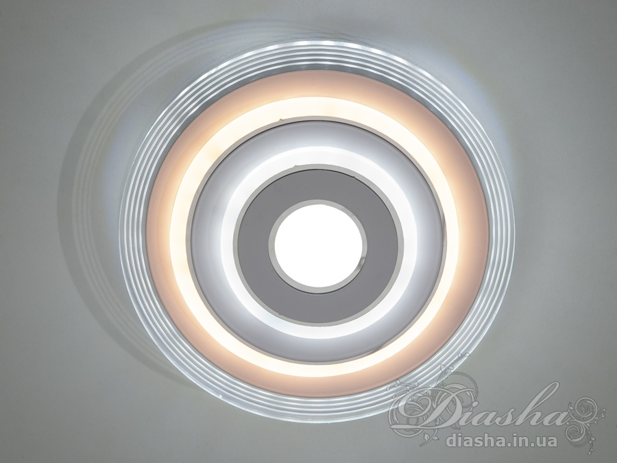 Светодиодный светильник настенно-потолочный 30WСветодиодные бра, светодиодные панели, Светодиодные люстры, Светильники-таблетки