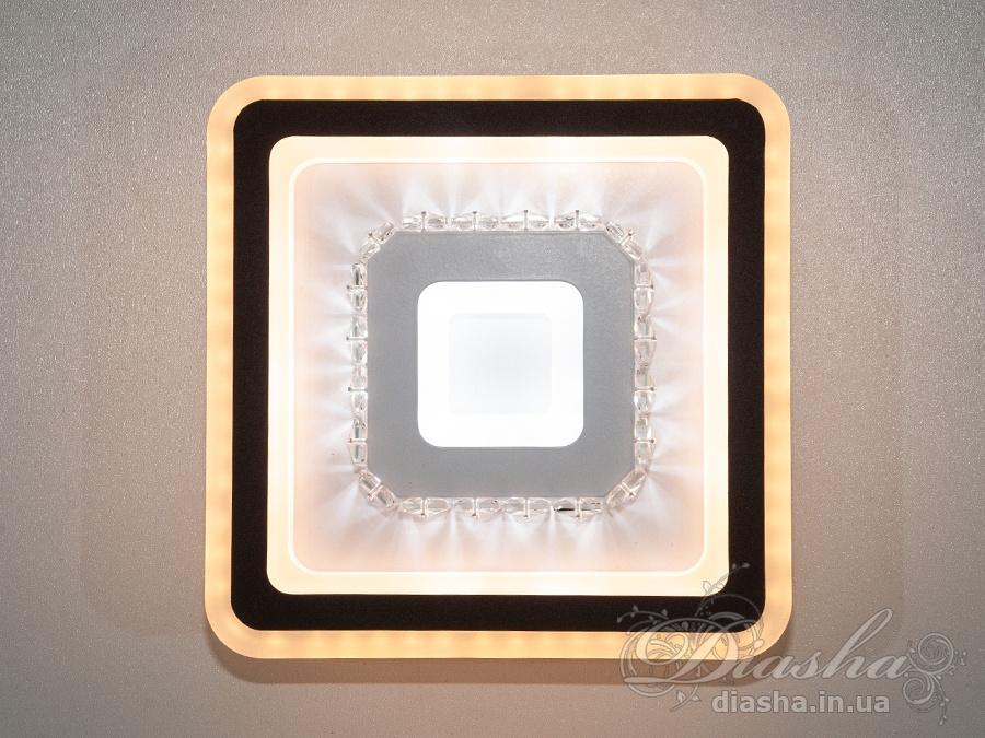 Светодиодный светильник настенно-потолочный 44WСветодиодные бра, светодиодные панели, Светодиодные люстры, Светильники-таблетки