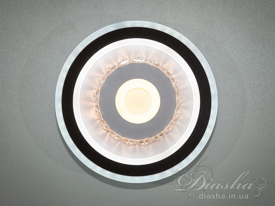 Светодиодный светильник настенно-потолочный 36WСветодиодные бра, светодиодные панели, Светодиодные люстры, Светильники-таблетки