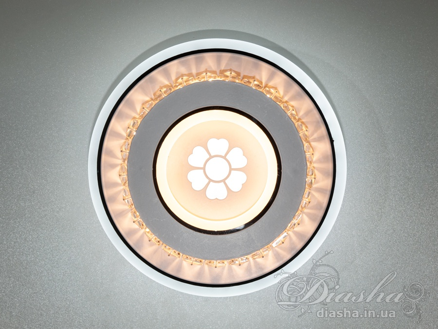 Светодиодный светильник настенно-потолочный 34WСветодиодные бра, светодиодные панели, Светодиодные люстры, Светильники-таблетки