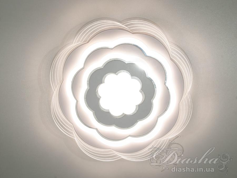 Светодиодный светильник настенно-потолочный 50WСветодиодные бра, светодиодные панели, Светодиодные люстры, Светильники-таблетки, Новинки