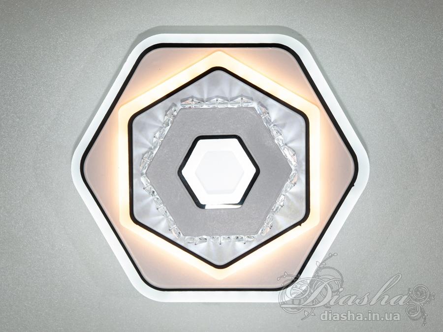 Светодиодный светильник настенно-потолочный 33WСветодиодные бра, светодиодные панели, Светодиодные люстры, Светильники-таблетки, Новинки