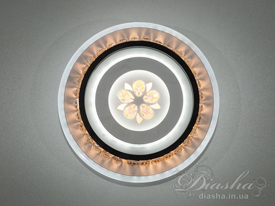 Светодиодный светильник настенно-потолочный 55WСветодиодные бра, светодиодные панели, Светодиодные люстры, Светильники-таблетки, Новинки