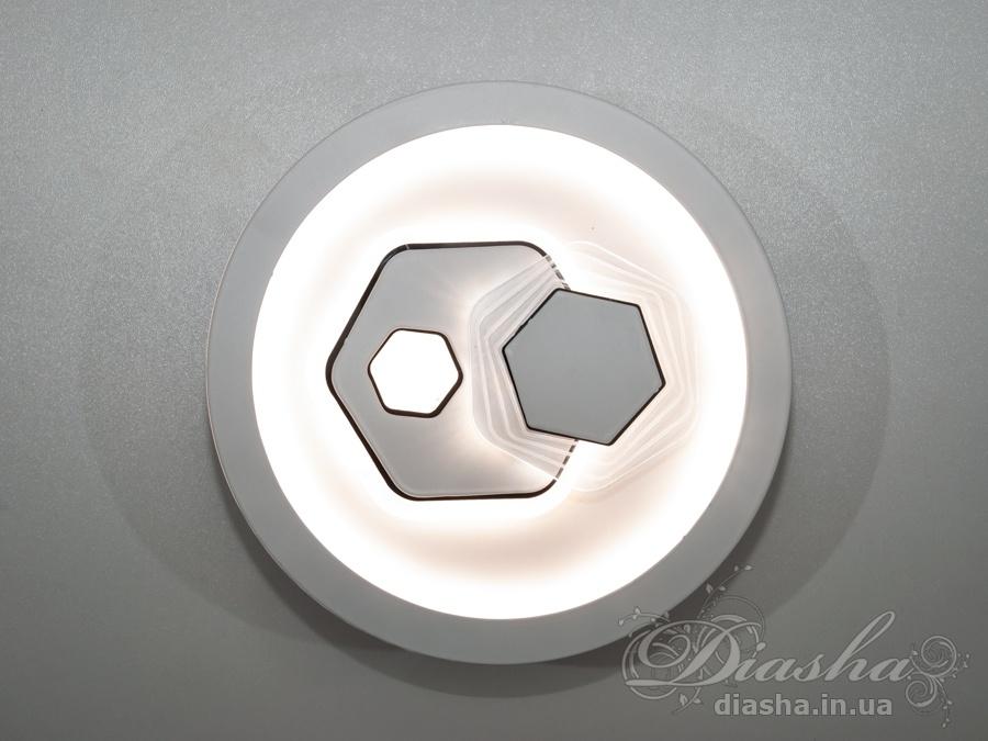 Светодиодный светильник настенно-потолочный 25WСветодиодные бра, светодиодные панели, Светодиодные люстры, Светильники-таблетки, Новинки