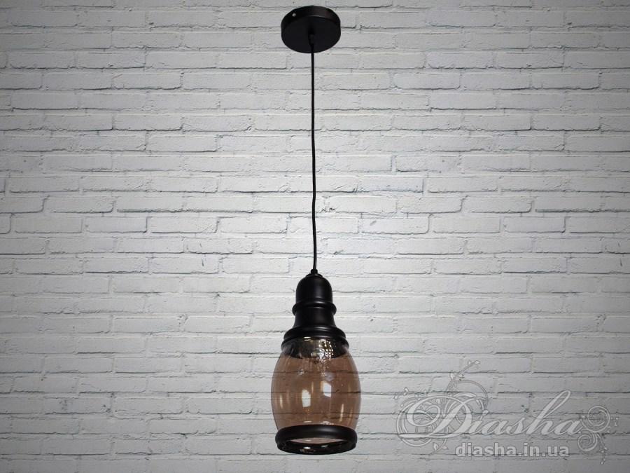Потолочный светильник-подвес в стиле LoftПодвесы, Светильники