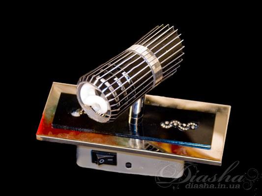 Подсветка для зеркала на 1 лампыСпоты, Источники направленного света