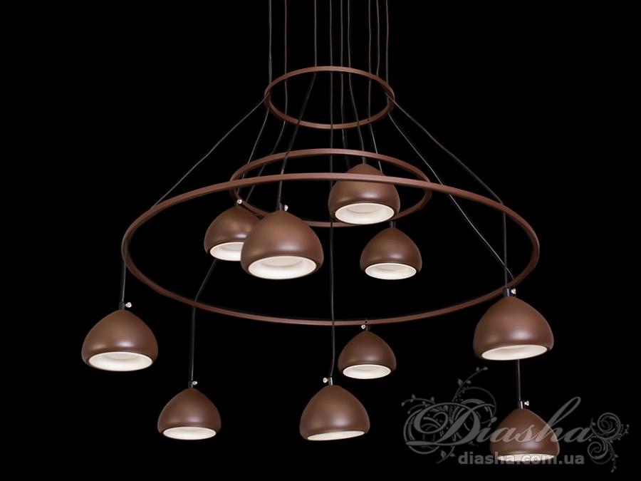 Современная светодиодная люстра, 40WСветодиодные люстры, Люстры LED, Подвесы LED, Новинки