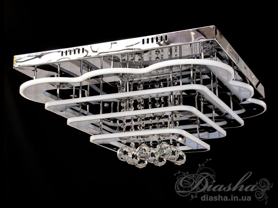 Светодиодная люстра «торт», 115WПотолочные люстры, Люстра
