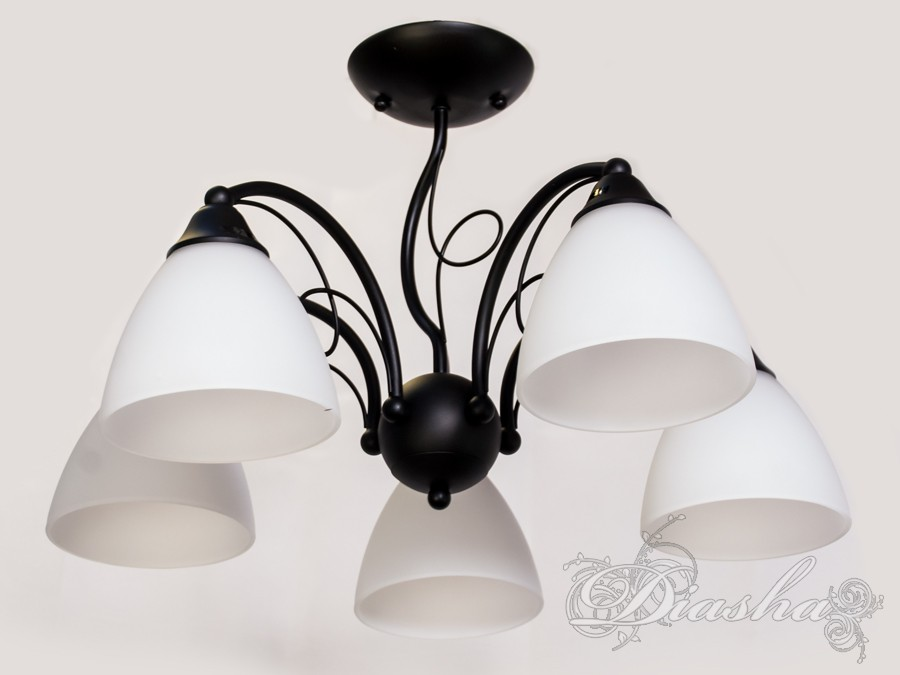 Недорагая классическая люстра на 5 лампНедорогие люстры, Люстры классика