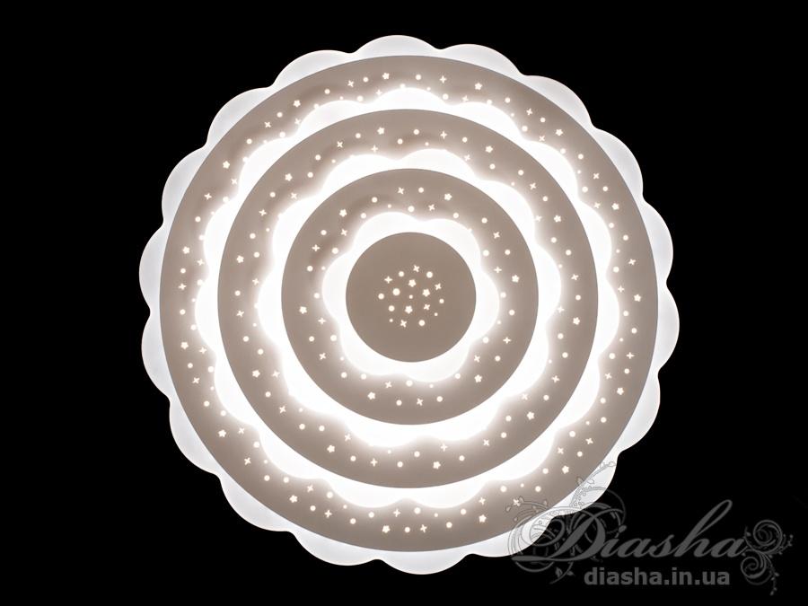 Светодиодный светильник настенно-потолочный 175WСветодиодные бра, светодиодные панели, Светодиодные люстры, Светильники-таблетки, Новинки