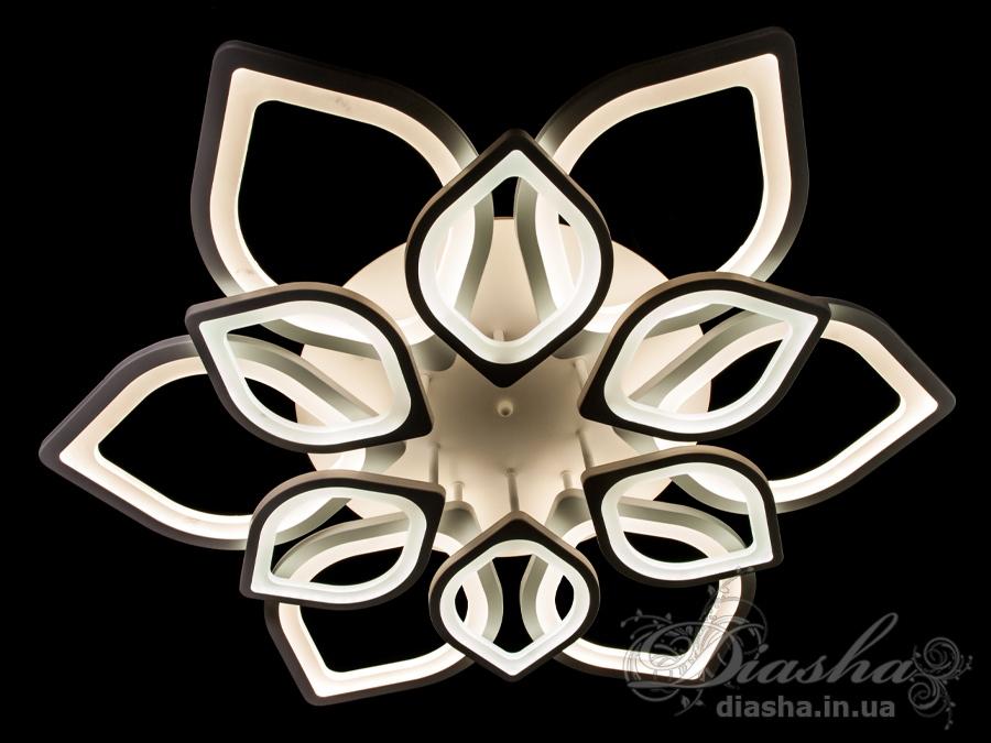 Потолочная светодиодная люстраПотолочные люстры, Светодиодные люстры, Люстры LED, Потолочные