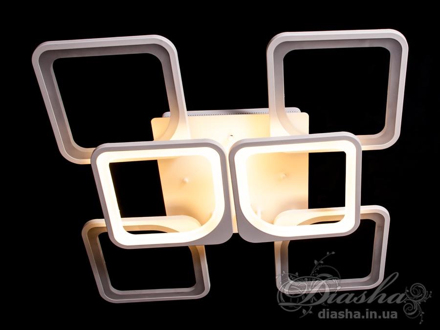 Сверхъяркая светодиодная люстра, 150WПотолочные люстры, Светодиодные люстры, Люстры LED, Потолочные