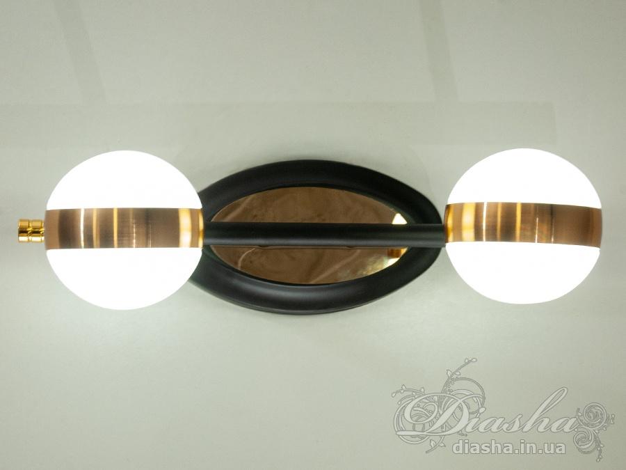 Подсветка для зеркал и картин 12WСпоты, Подсветка для зеркала, Светильники для картин, Источники направленного света, Новинки