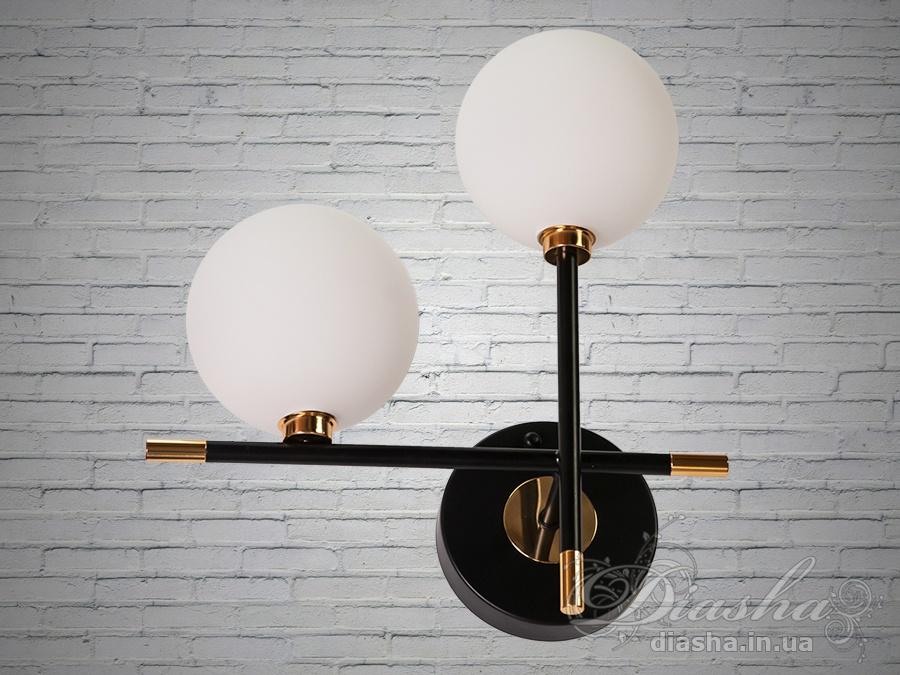 Настенно-потолочный светильник в стиле LoftСветильники