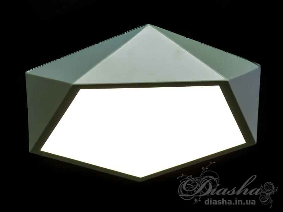 Изящные накладные светодиодные светильники предназначены для создания яркого светодиодного освещения с регулируемой цветовой температурой от тёплого белого до холодного белого. И при этом являться украшением интерьера, а не просто утилитарным светильником как обычная светодиодная панель.Переключение спектров свечения светодиодной панели осуществляется простым выключением-включением.Светодиодный светильник позволяет выбирать режим освещения от времени суток и выполняемых под его светом задач.