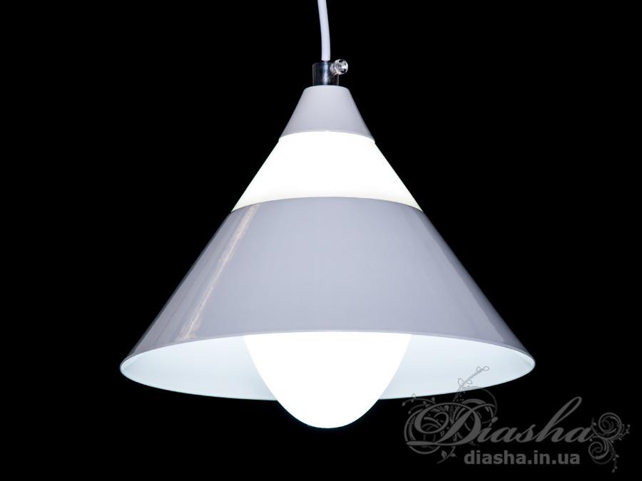 Современная светодиодная люстра, 16WСветодиодные люстры, Люстры LED, Подвесы LED
