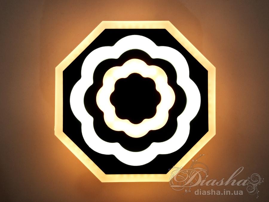 Светодиодный светильник настенно-потолочный 22WСветодиодные бра, светодиодные панели, Светодиодные люстры, Светильники-таблетки