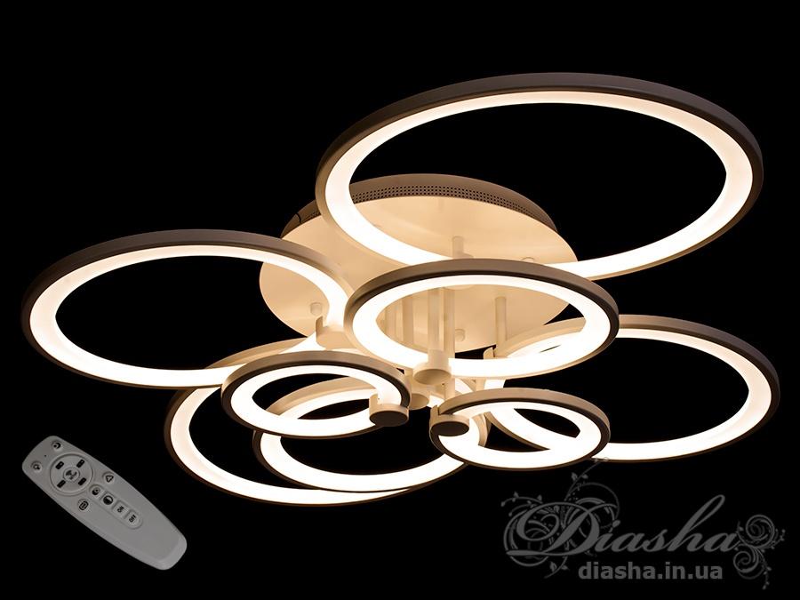 Светодиодная люстра 240WПотолочные люстры, Светодиодные люстры, Люстры LED, Потолочные, Новинки