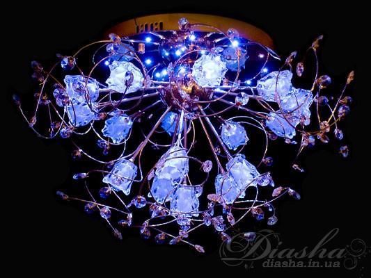Садово-парковые светильники со склада в Одессе Люстры оптом
