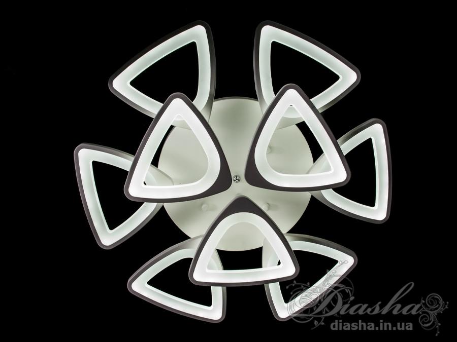 Потолочная светодиодная люстраПотолочные люстры, Светодиодные люстры, Люстры LED, Потолочные, Новинки