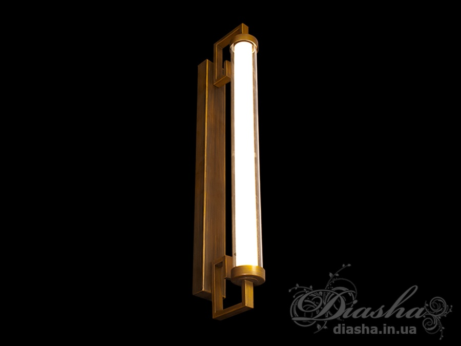 Светодиодный светильник в стиле Loft, 16W, 68смСпоты, Светильники