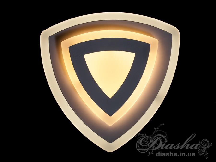 Светодиодный светильник настенно-потолочный 18WСветодиодные бра, светодиодные панели, Новинки