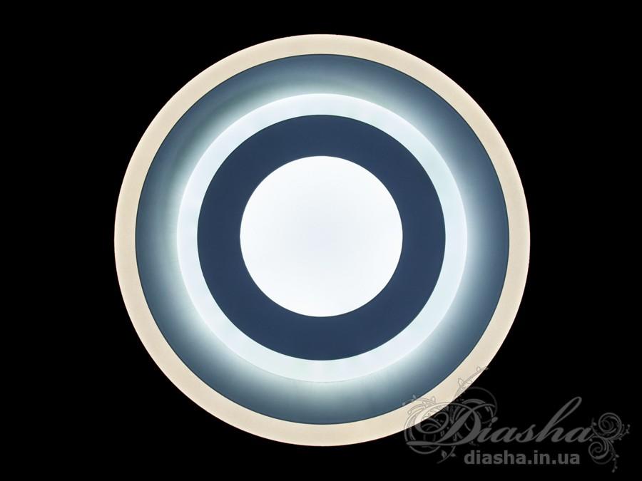 Перед Вами совсем новое и необычное исполнение плафонов, обрамляющих LED лампы. Такое бра запросто подойдет под любой интерьер – классический, современный и даже в стиле «хай-тек».Изящные накладные светодиодные светильники предназначены для создания яркого светодиодного освещения с регулируемой цветовой температурой от тёплого белого до холодного белого. И при этом являться украшением интерьера, а не просто утилитарным светильником как обычная светодиодная панель.Переключение спектров свечения светодиодной панели осуществляется простым выключением-включением.Светодиодный светильник позволяет выбирать режим освещения от времени суток и выполняемых под его светом задач.