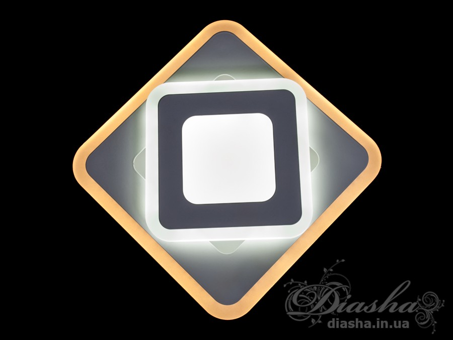 Светодиодный светильник настенно-потолочный 22WСветодиодные бра, светодиодные панели, Светодиодные люстры, Светильники-таблетки, Новинки