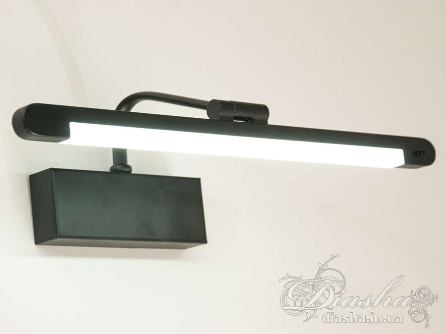 Подсветка для зеркал и картин с бесконтактным управлением 17WСпоты, Подсветка для зеркала, Светильники для картин, Источники направленного света