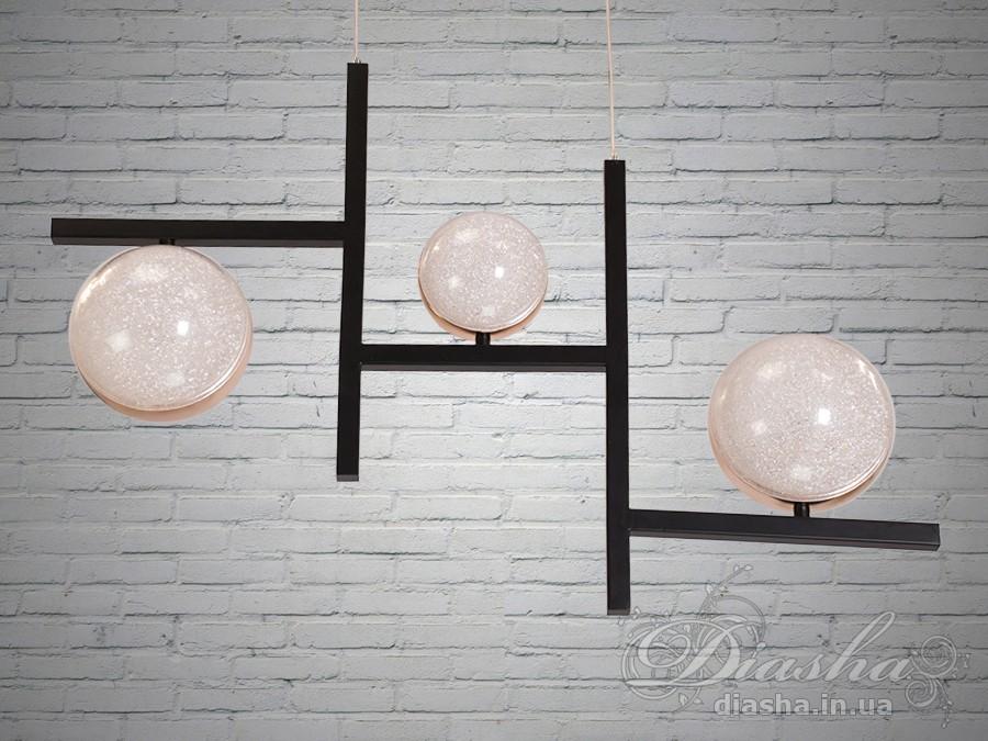 LED люстра в скандинавском стиле 55WПодвесы LED, Минимализм, Светильники