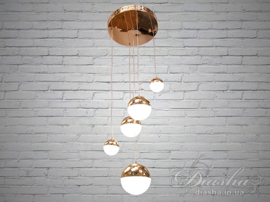Светильник Loft в скандинавском стиле 35WПодвесы LED, Минимализм, Светильники