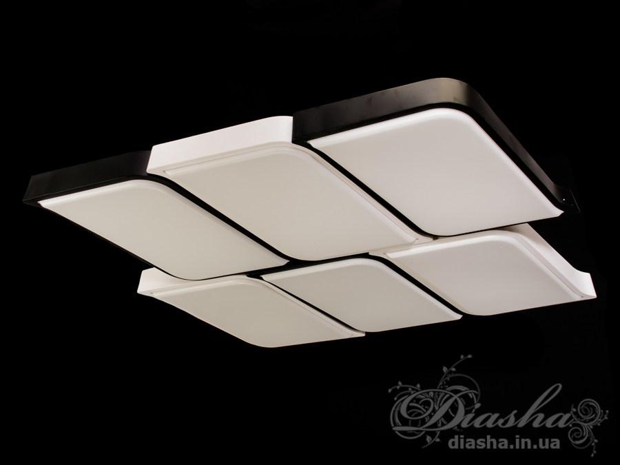 Изящные накладные светодиодные светильники предназначены для создания яркого светодиодного освещения с регулируемой цветовой температурой от тёплого белого до холодного белого. И при этом являться украшением интерьера, а не просто утилитарным светильником как обычная светодиодная панель. Переключение спектров свечения светодиодной панели осуществляется простым выключением-включением. Светодиодный светильник позволяет выбирать режим освещения от времени суток и выполняемых под его светом задач.
