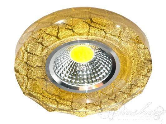 Светильник со встроенной LED лампойLED downlights, Точечные светильники, Серия SBT, Врезка
