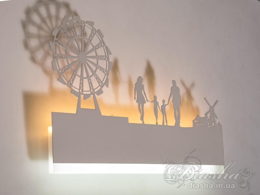 Светодиодный светильник 11WСветодиодные бра, Новинки
