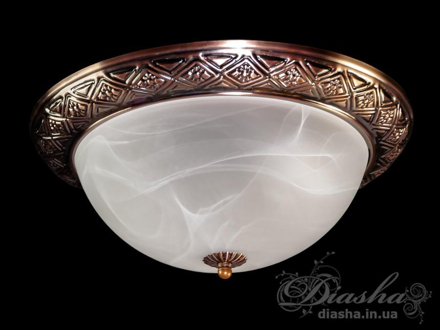 Настенно потолочный светильник на 2 лампыСветильники-таблетки, Светильники