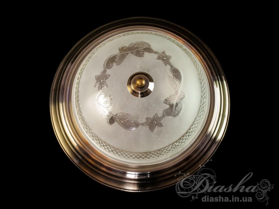 Данный потолочный/настенный светильник является идеальным дополнением античной серии люстр и бра. Его использование позволяет решить в одном стиле освещение во всех помещениях дома. В частности он подходит для установки на кухне, в коридоре, на лестнице. Также возможна настенная установка как высокого бра.