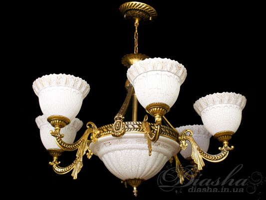 Люстра в античном стилеЛюстры классика, Римская серия