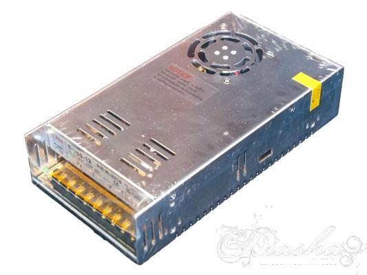 Блок питания для светодиодных ламп и ленты, 240ВтЭлектрофурнитура, Блоки питания для светодиодов