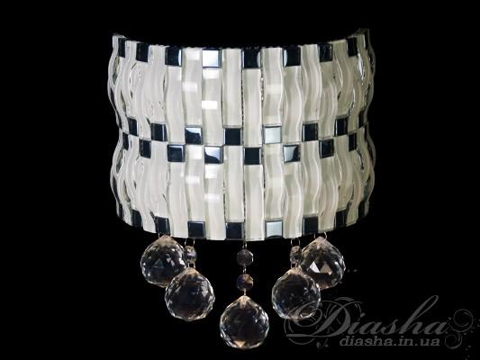 Настенный LED светильник серии