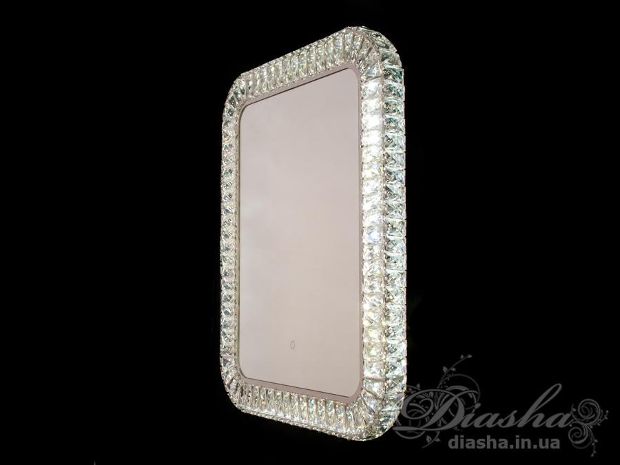 Зеркало со встроенной подсветкой и сенсорным управлением, 20WПодсветка для зеркала, Зеркала со встроенной подсветкой, Новинки
